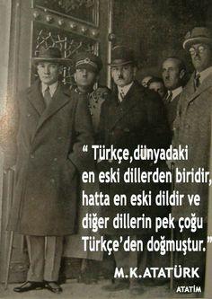 ATATÜRK #3MayısTürkcülükGünü Kutlu olsun-asil Türk soyum.