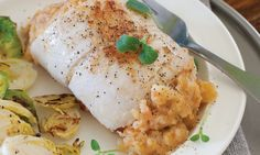 Stuffed Sole with Scallops and Crabmeat  Shop now: http://www.omahasteaks.com/product/Stuffed-Sole-with-Scallops-and-Crabmeat-4-45-oz-00191?ITMSUF=WZC?SRC=RZ0637  Year after year, these hand-prepared delights are a customer favorite! Premium white sole fillets with a savory bread crumb stuffing... packed with chopped scallops and crabmeat. They taste as delicious as they sound!
