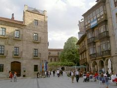 Plaza España Aviles
