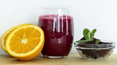 Beetroot smoothie 2 ways / عصير الشمندر