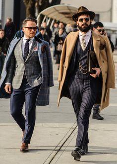 Pitti Uomo 87 Street Style from Black.co.uk #menswear #style #MenOfStyle