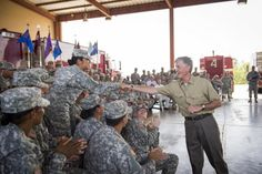 Secretary of the Army recognizes members of Joint Task Force-Bravo | Article | The United States Army