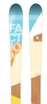 Faction skis freeride LIN