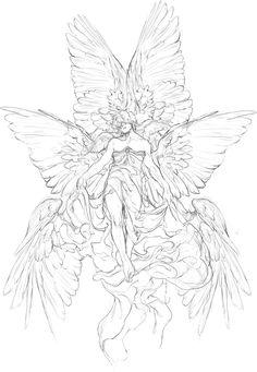 how to draw manga Anime Art Fantasy, Art Inspo, Drawing Sketches, Art Drawings, Art Du Croquis, Arte Sketchbook, Ouvrages D'art, Art Et Illustration, Art Reference Poses