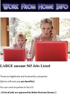 WORK FROM HOME Making Money From Home