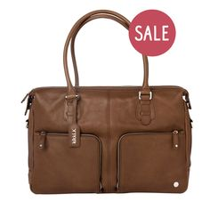 My favourite new work/weekend/and anything bag...I love it!    Leather Shoulder Bag Norrmalm