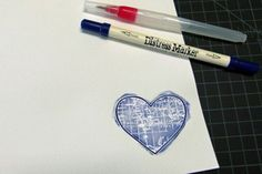 Watercolor resist with stamping Distress Markers, Distress Ink, Watercolor Cards, Watercolour, Heart Map, Unity Stamps, Free Tutorials, Distress Oxides, How To Find Out