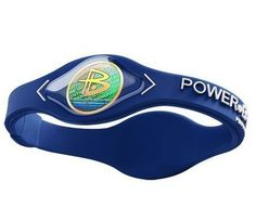 Power Balance Bracelet Navy Blue/ White Letters Size Small by Power Balance. $6.97. What is Power Balance? Power Balance is Performance Technology designed to work with your body's natural energy field. Founded by athletes, Power Balance is a favorite among elite athletes for whom balance, strength and flexibility are important. ?How Does the Hologram Work? Power Balance is based on the idea of optimizing the body's natural energy flow, similar to concepts behind many E...