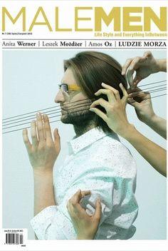 Leszek Mozdzer para MALEMEN Magazine Julio/Agosto 2013