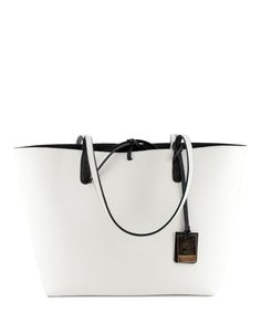 White+&+black+shoulder+bag+by+Beverly+Hills+Polo+Club+on+secretsales.com