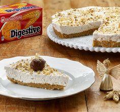 """Τάρτα με κάστανα και μπισκότα """"Digestive"""" ΠΑΠΑΔΟΠΟΥΛΟΥ - Hub Συνταγών - Hub Συνταγών"""