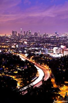 Los Angeles, California. A fav
