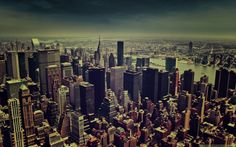 cityscapes, New York City :: Wallpapers