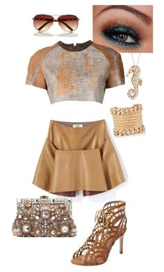 """Mad Maxx inspired… Desert look #1"" by bee4735 on Polyvore"