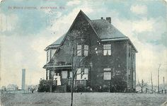 WI-WATERTOWN-ST. MARY'S HOSPITAL-MAILED 1907-K33121