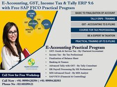 35 Best E-Accounting & GST or Income Tax images in 2019
