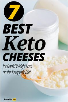 If you love to eat cheese you'll be glad to hear that it's a large part of a keto diet menu and is one of the best keto-friendly foods.