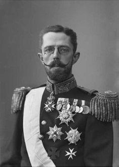 King Gustav V of Sweden