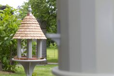 The Ivy Bird Table