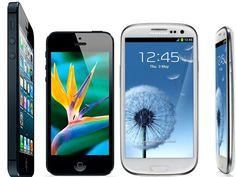 18 de octubre de 2012: Galaxy S3 vs iPhone 5 ¿cuál es el mejor smartphone? La guerra entre Samsung y Apple sale de los tribunales para lidiarse en las tiendas de todo el mundo. Las dos compañías luchan por coronarse como el fabricante del mejor smartphone, el más potente y sobre todo, el más vendido con sus Galaxy S3 y el nuevo iPhone 5. Tanto Samsung como Apple pueden presumir de vender los teléfonos más deseados, pero existen importantes diferencias entre sus buques insignia.