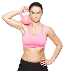 20-Minute Fat-Burning Kettlebell Workout