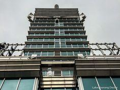 UNCOVERING TAIWAN, THE HEART OF ASIA: DAY 1 – lakwatserongdoctor Taipei 101, Taiwan, Skyscraper, Asia, Day, Heart, Building, Skyscrapers, Buildings