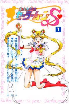 "Super Sailor Moon (Usagi Tsukino) from ""Sailor Moon"" series by manga artist Naoko Takeuchi. Sailor Moon 2014, Sailor Moon Stars, Sailor Moon Usagi, Sailor Moon Crystal, Sailor Venus, Moon Drawing, Sailor Moon Aesthetic, Real Anime, Princess Serenity"
