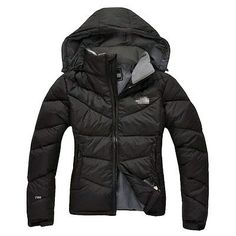 5 Color Winter Outdoor Warm Womens down jacket Feather Rong Winter Coat S-XXL[Black,S]