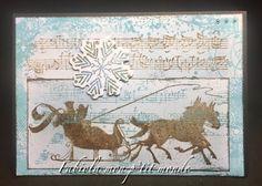 mon p'tit monde Penny Black, Stamp, Craft, Winter Wonderland, Gift Tags, Vintage World Maps, Xmas, Gifts, Animals