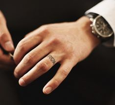 ring tattoo designs for men   Ring Tattoos For Men Design Ideas