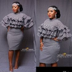 I love latest african fashion look African American Fashion, African Fashion Ankara, Latest African Fashion Dresses, African Dresses For Women, African Print Dresses, African Print Fashion, Africa Fashion, African Attire, African Wear