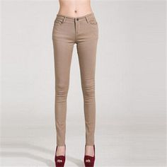 Candy Shell Skinny Jeans