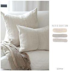 Piensa en componer tus espacios. Crea ambientes armoniosos. ◕ ‿ ◕ #PaletaSiena  www.casasiena.cl
