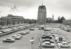 oldehoofsterkerkhof 1978 Historisch Centrum Leeuwarden - Beeldbank Leeuwarden