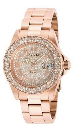 6d5a3e167fab Angel por Invicta es un Reloj Casual. este Reloj esta disponible para venta  aqui en la tienda oficial de Invicta en Mexico.