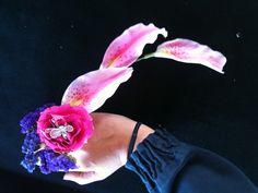 Anillo Floral con Desprendimiento