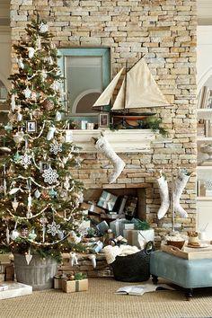 A Coastal Christmas.