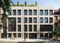 Downing Street Townhouses | 1100 Architect; Photo: Nikolas Koenig, courtesy of 1100 Architect | Archinect