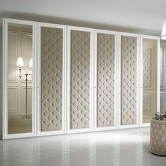 Our luxury bedroom furniture is both contemporary/modern and traditional/classical offering solutions for both traditional and modern customers. Wardrobe Door Designs, Wardrobe Design Bedroom, Wardrobe Doors, Closet Designs, Closet Bedroom, Luxury Bedroom Furniture, Furniture Design, Bedroom Decor, Almirah Designs