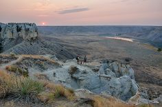 HIGH on my bucket list:  Upper Missouri Breaks, central Montana, a National Monument administered by the BLM