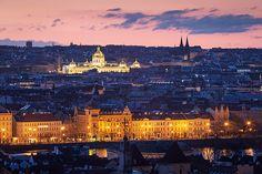 National Museum, Cityscapes, Prague, Beverly Hills, Paris Skyline, Milan, Sunrise, Instagram Images, Digital