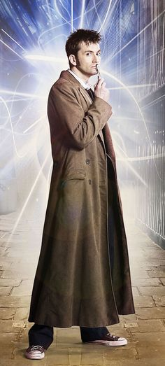 The much-loved David Tennant took over from Eccleston as the penultimate and Tenth Doctor in 2005, and stuck with the role for 47 episodes over 5 years.