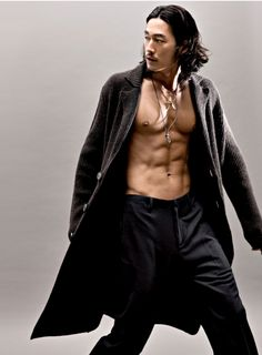Jang Hyuk 18 Sexy and shirtless Korean hunks to be thankful for this Thanksgiving