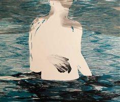 Taidelainaamo - Ari Pelkonen: River, vedos