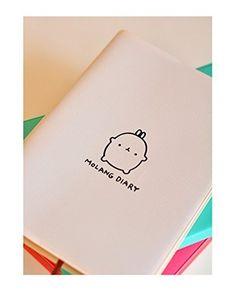 Amazon.com: Freedi Diary Weekly Planner Agenda Notepad Notebook Cute Rabbit Kawaii White: Office Products  -  $8.45 + SH