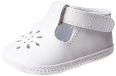 Baby Deer 1820 Crib Shoe InfantWhite0Newborn -- Find out more about the great product at the image link.Note:It is affiliate link to Amazon. #65likes