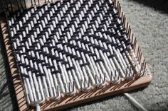 Two layer warp?   Diagonal Weave on a Weave-it | Abmatic/k