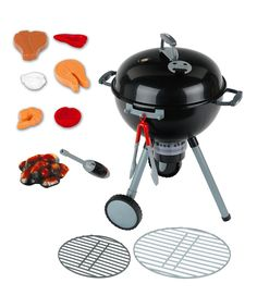 Flat River Toy Kettle Barbecue | zulily