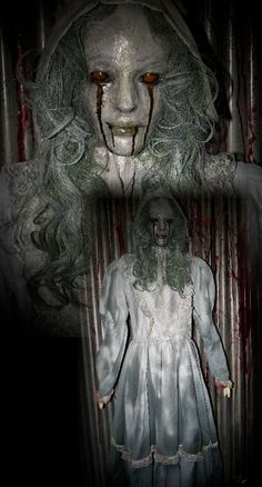 APPARITION GHOST PROP Halloween Haunted House Prop