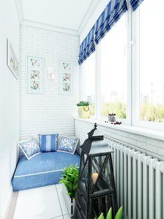 Небольшие балконы не так часто, но они не подходят вообще. Я хотел, чтобы вдохновить вас, чтобы сделать эти помещения более комфортным и приятным в течение всего года, поэтому я округлил до 15 маленьких